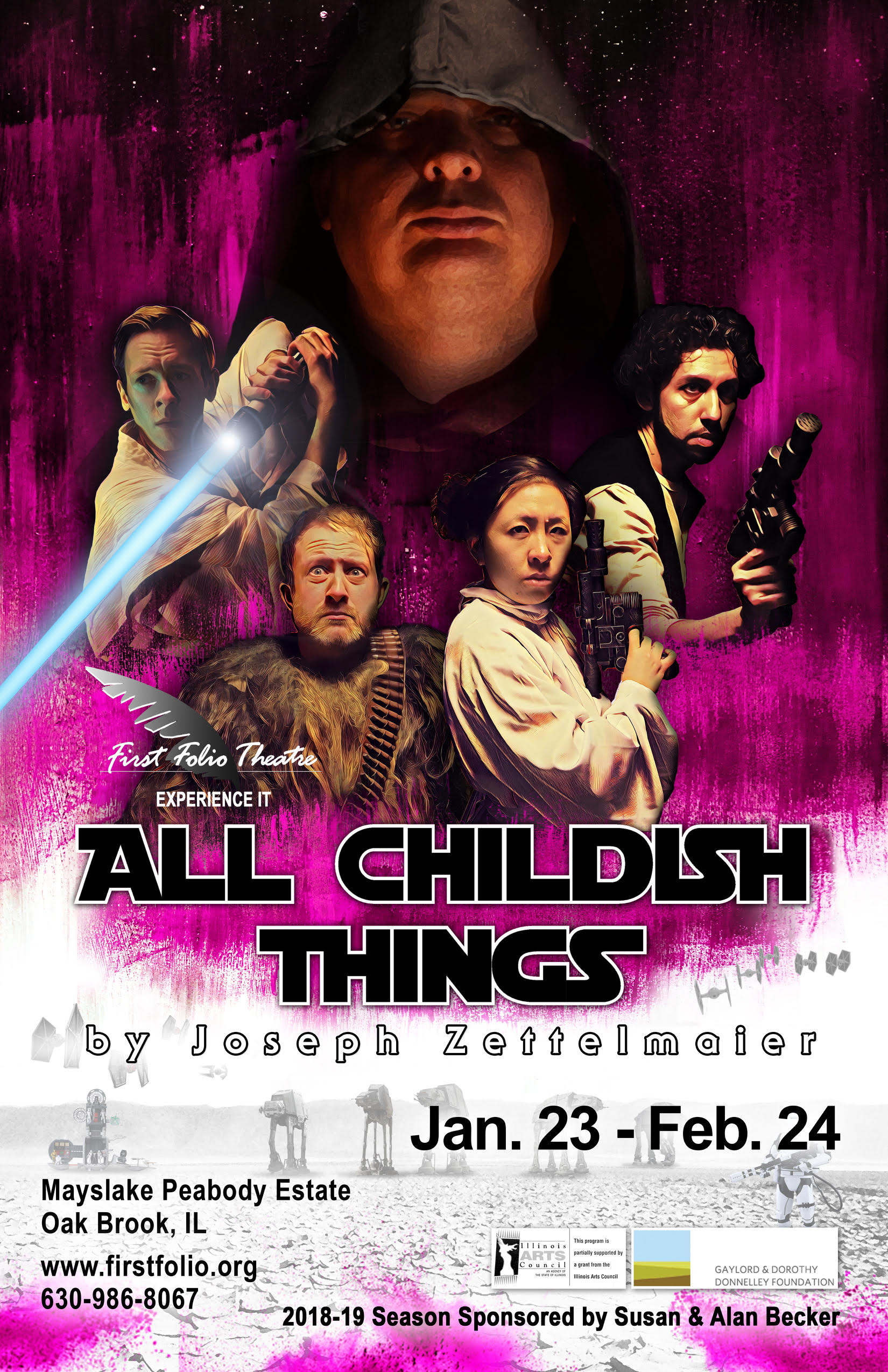 All Childish Things